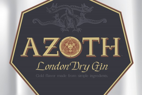 Azoth Bottle