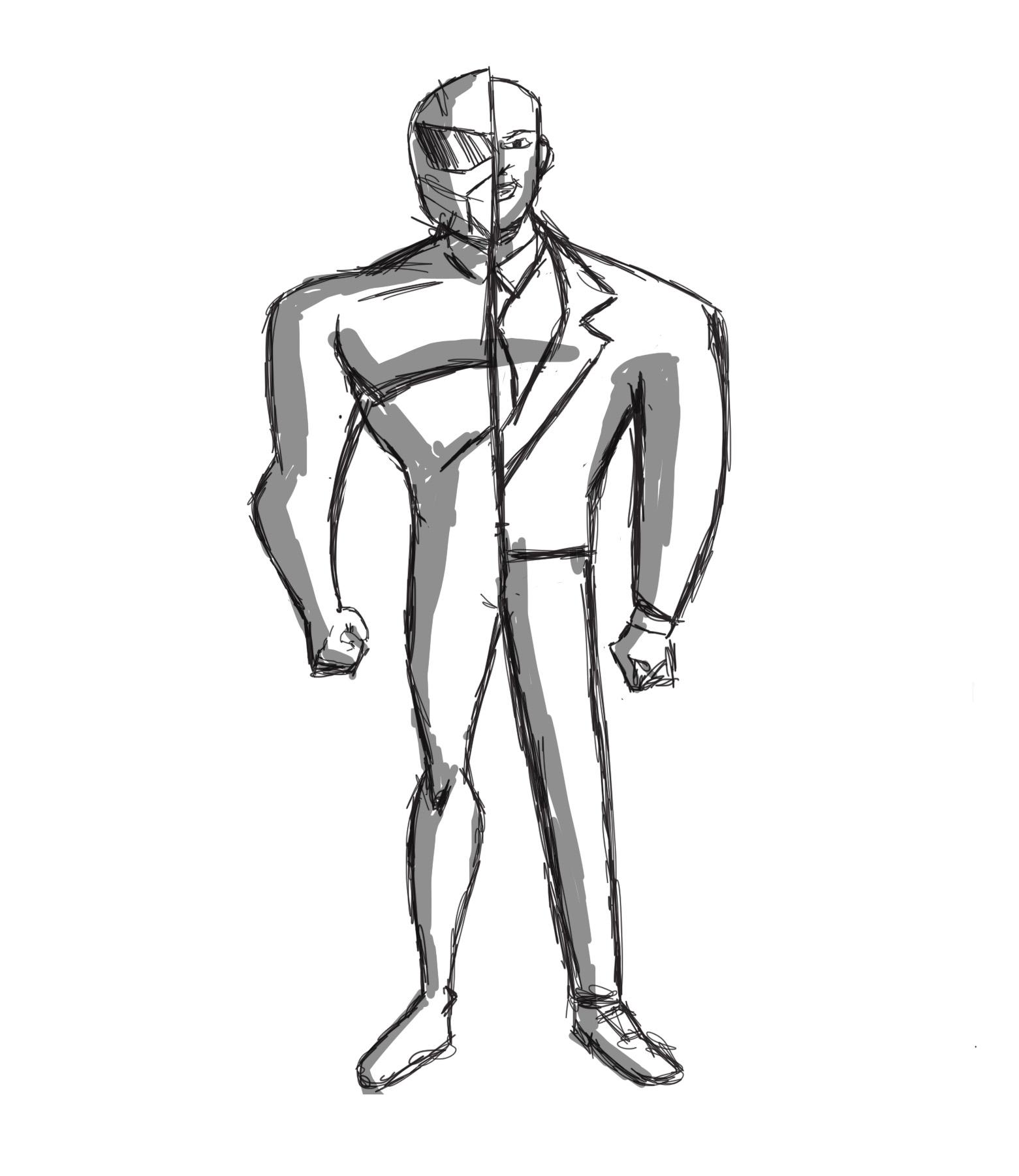 Brian O Concept Sketch B