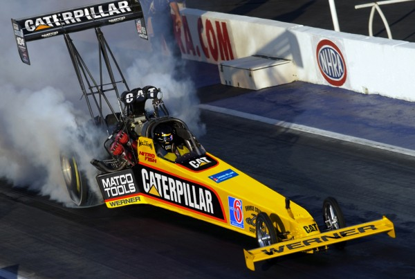 Caterpillar Top Fuel Dragster