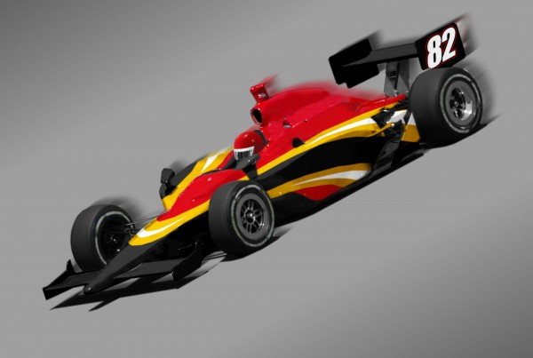 IndyCar Photo Manipulation