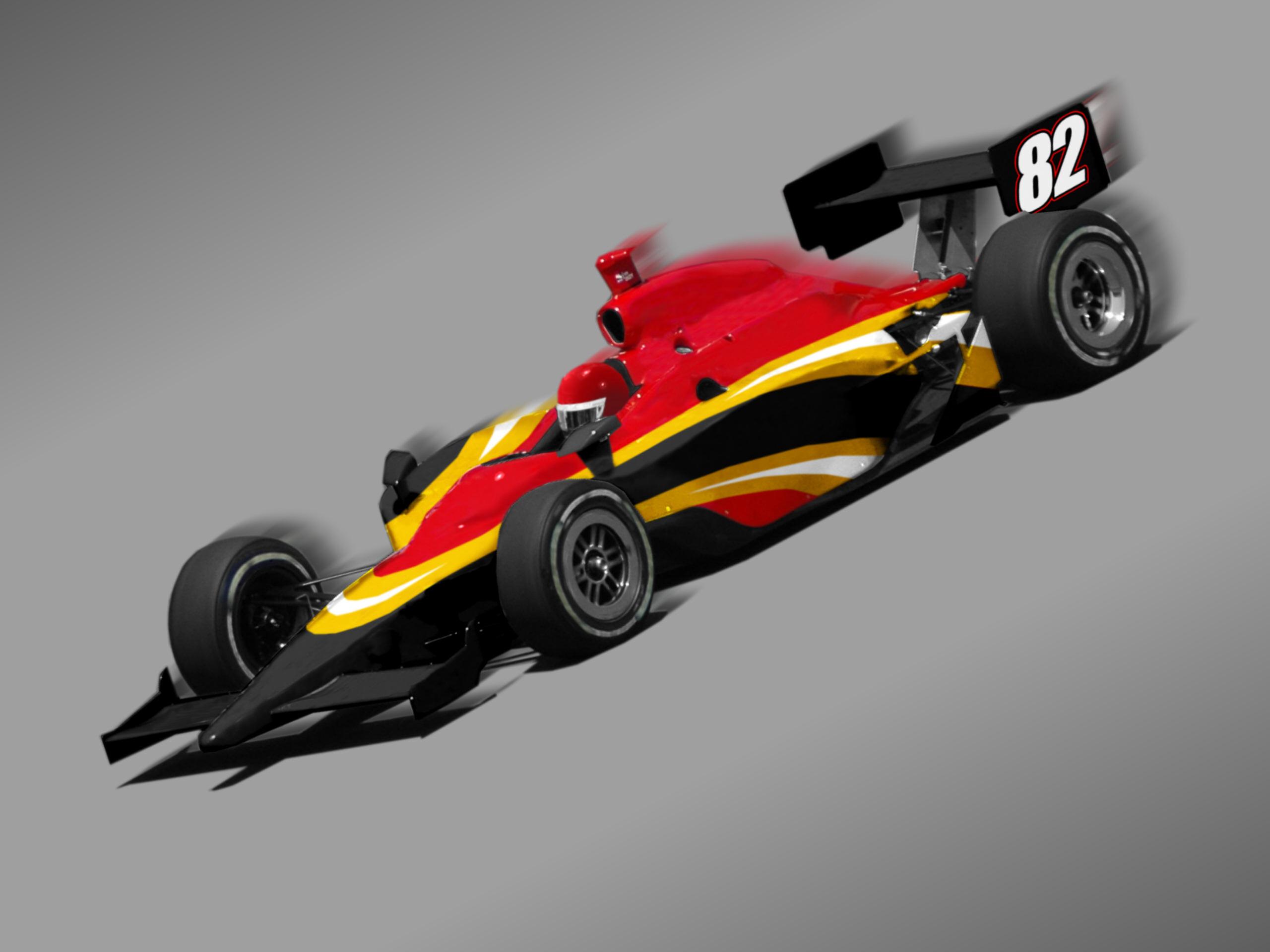 IndyCar Photo Manipulation