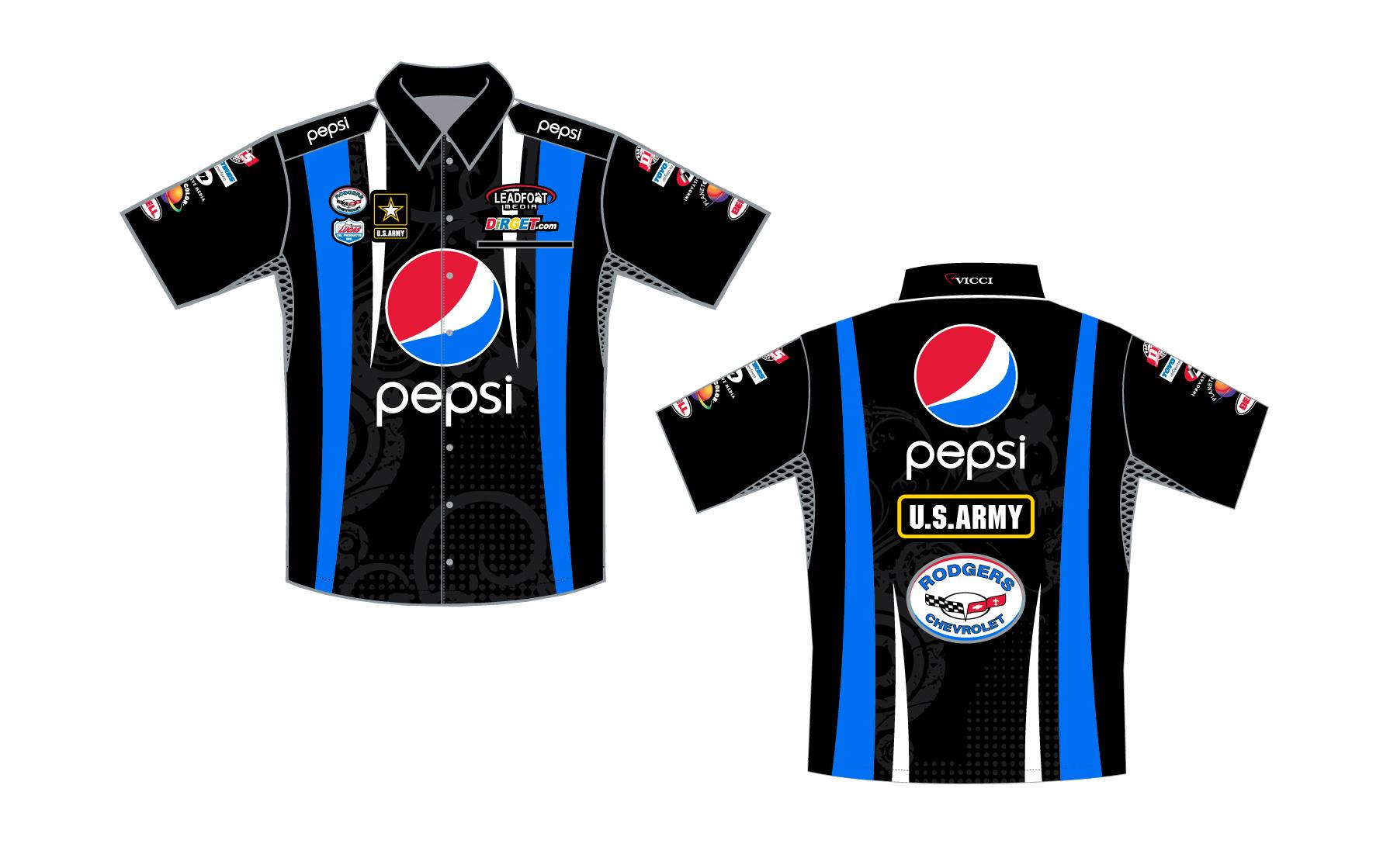 Pepsi Crew Shirt A