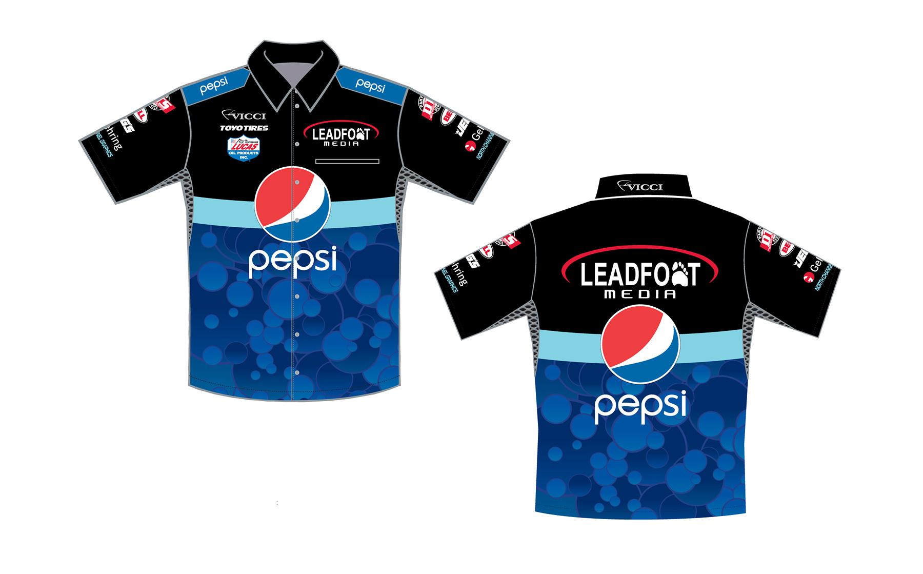 Pepsi Crew Shirt B