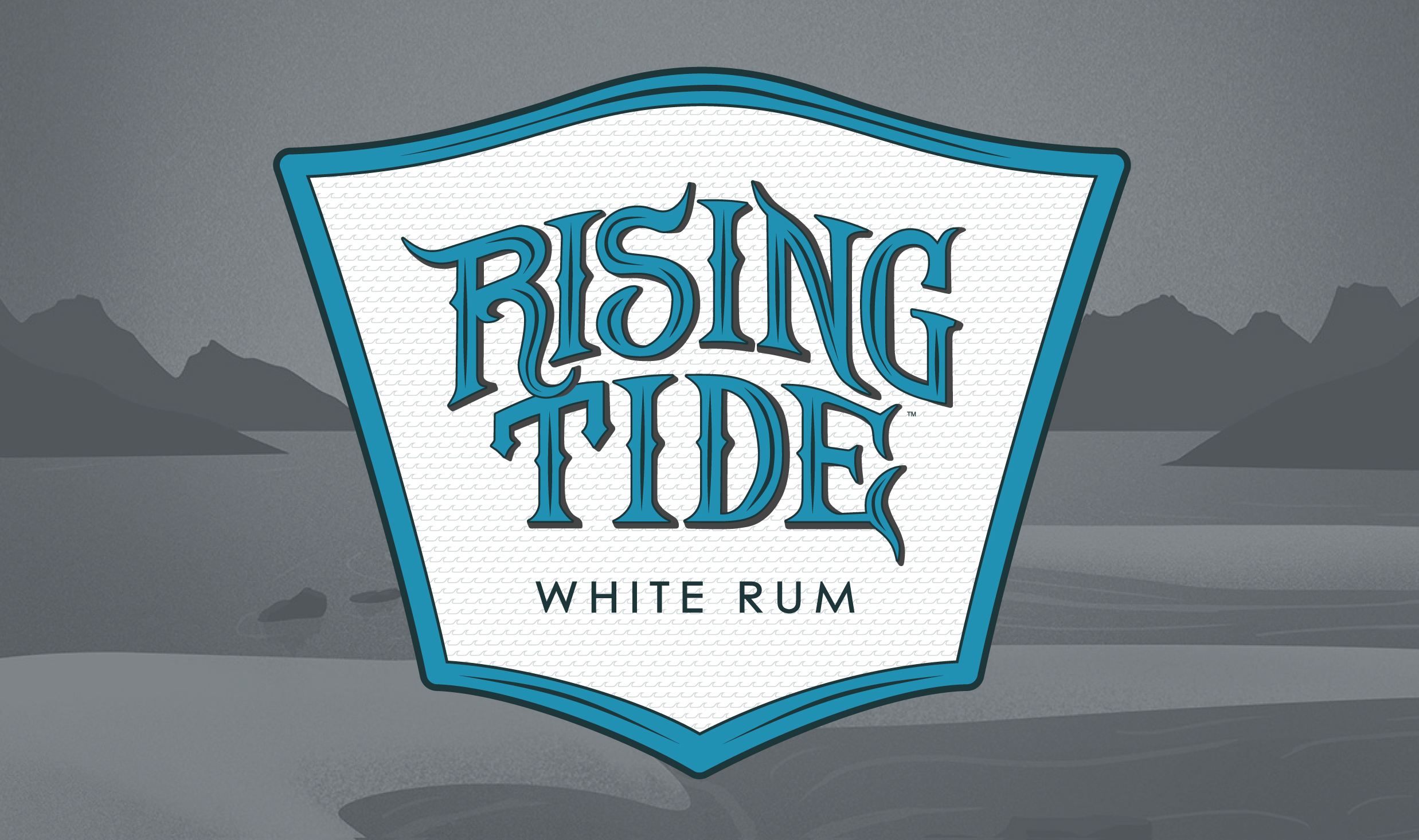 Rising Tide White Rum