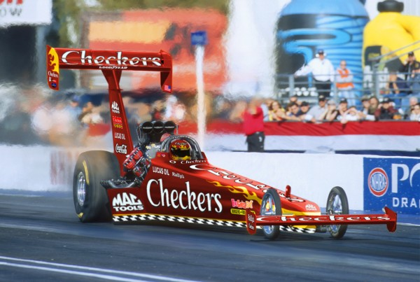 Checkers Dragster