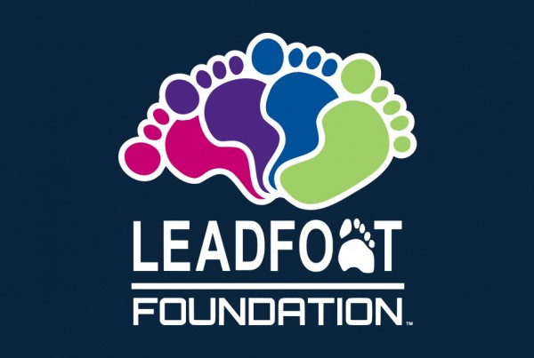 Leadfoot Foundation Logo Thumbnail